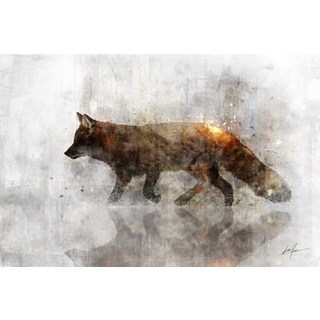 Hobbitholeco 'Animal I' 30x40 Canvas Wall Art