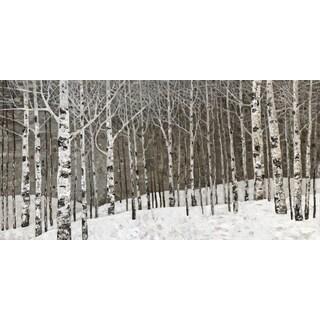 24X48 Birch Tree Oil, Hobbitholeco.