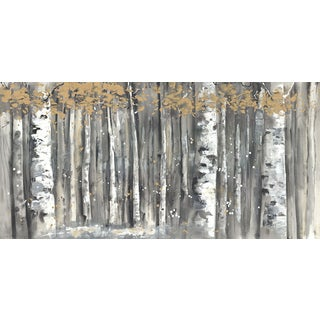 Hobbitholeco Anastasia C. 'Branches' 24x48 Canvas Wall Art