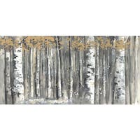 ArtMaison Canada Anastasia C. 'Branches' 24x48 Canvas Wall Art