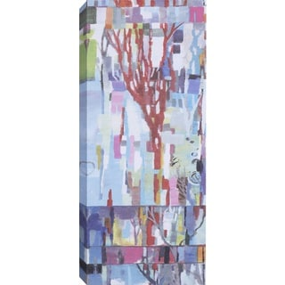 Hobbitholeco Anastasia C. 'Abstract Branches II' Canvas Wall Art