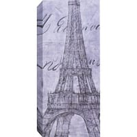 8X20 Eiffel Tower, ArtMaison Canada.