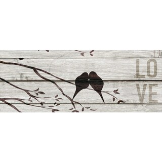 8X20 Love Birds, ArtMaison Canada.