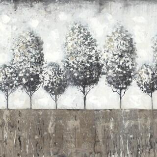 Hobbitholeco. 'Tree View I' Wrapped Canvas Art
