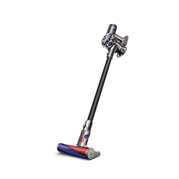 Dyson V6 Absolute Black Cordless Stick Vacuum (Refurbished)