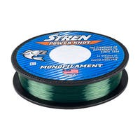 Stren Power Knot Green 220-yard 0.017-inch Diameter 17-pound Strength Fishing Line Spool