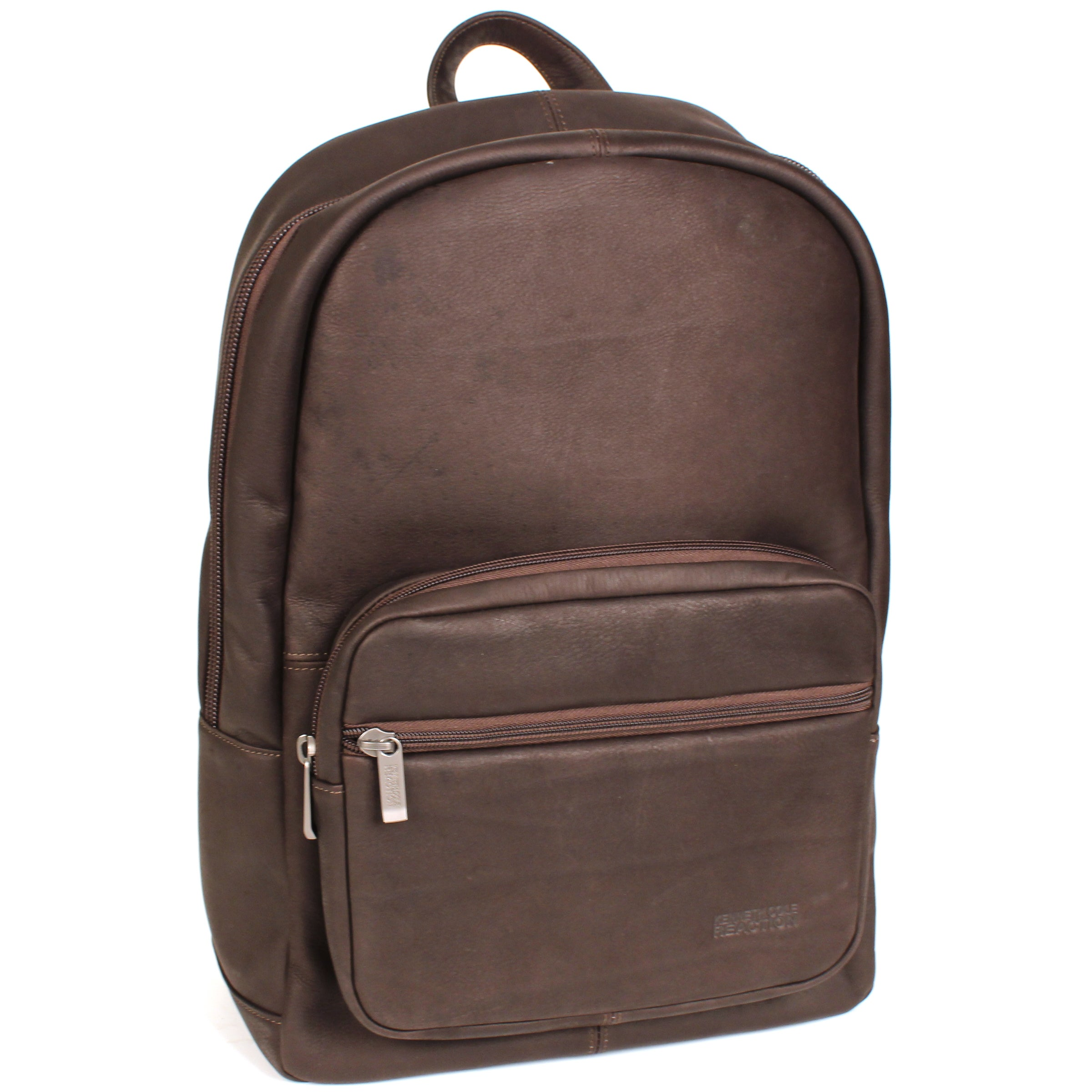 kenneth cole reaction shoes leather square backpack boxes of cho