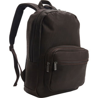 Kenneth Cole Reaction Colombian Leather 15.6-inch Laptop Backpack