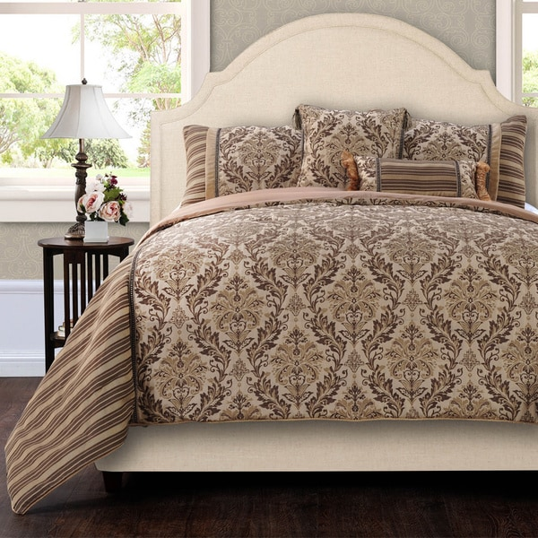 Jennifer Taylor Christine 5 Piece Comforter Set