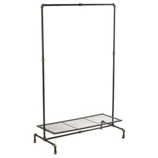 Metal Garment Display and Storage Rack