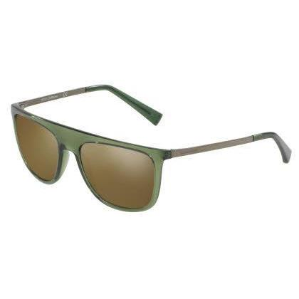 04ea090c1c8 Shop Dolce   Gabbana Mens DG6107 3068Y8 Green Plastic Square Sunglasses -  Free Shipping Today - Overstock - 13466919