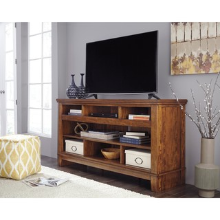 Signature Design by Ashley Ralene Medium Brown TV Stand