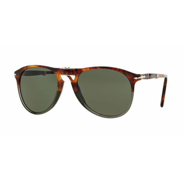8575dec99f73c Shop Persol Mens PO9714S 102331 Multi Plastic Cateye Sunglasses ...