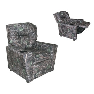 Dozydotes Cup Holder Camouflage Real Tree Conceal Kid Recliner