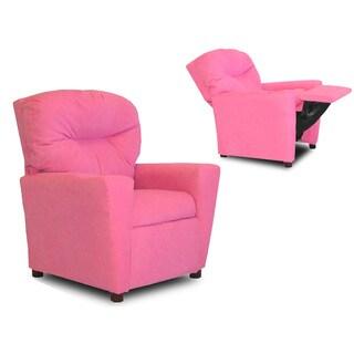 Dozydotes Cup Holder Hot Pink Kid Recliner