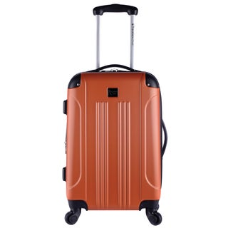 Travelers Club Charlotte 20-inch Expandable Hardside Carry-on Spinner Suitcase