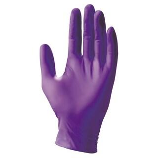 Kimberly-Clark Professional* PURPLE NITRILE Exam Gloves, Powder-Free, Large, 50 Pair/Box