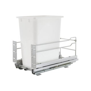 Rok Hardware Trash and Recycling Center for Single Waste Bin, 36 Quart