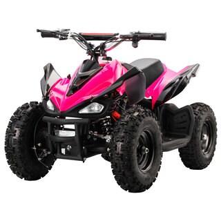 MotoTec Pink 24v Mini Quad v2