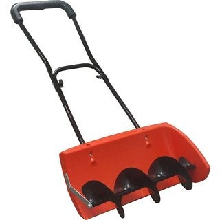 Snow Screw  Auger Style Manual Snow Blower Thrower