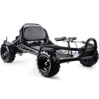 MotoTec SandMan Black 49cc Go Kart
