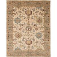 ecarpetgallery Heirloom Ivory Wool Rug