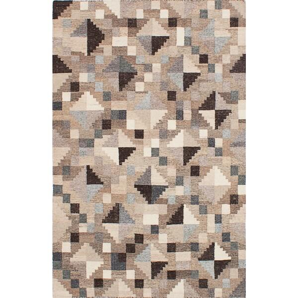 ecarpetgallery Tribeca Grey Wool Kilim (8'0 x 10'0)