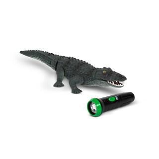 World Tech Toys RC Creatures Remote-control Infrared Crocodile