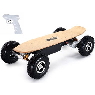 MotoTec 1600w Dual Motor Electric Dirt Skateboard