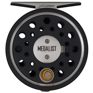Pflueger Medalist 5/6 Reel Size, Gear Ratio: 1.1:1. WF5+125 Line Capacity, Ambidextrous Fly Reel