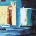 24X24 Abstract I, Hobbitholeco.