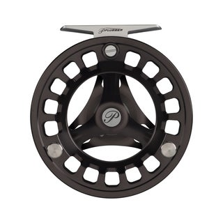 Pflueger Patriarch 11/12 Reel Size, 1.1:1 Gear Ratio, WF11+230 Line Capacity, Ambidextrous Fly Reel
