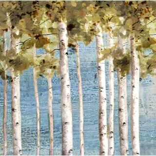Hobbitholeco 'Beautiful Tree View I' 24x24 Canvas Wall Art