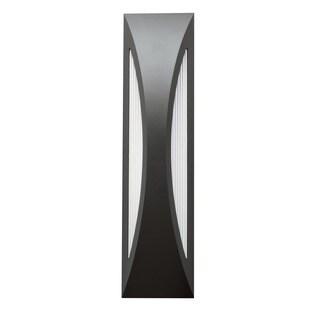 Kichler Lighting Cesya Collection 1-light Satin Black LED Indoor/Outdoor Wall Sconce
