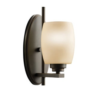 Kichler Lighting Eileen Collection 1-light Olde Bronze Wall Sconce