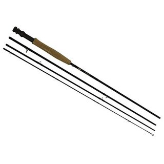 Fenwick HMG Graphite 8-inch 4-piece Medium/Fast Action Fky Power Fly Rod With 4wt Line Rating