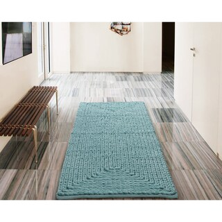VCNY Barron Cotton Chenille Rug (As Is Item)