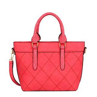 Mellow World Nala Red Satchel Handbag