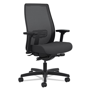 HON Endorse Mesh Black Mid-Back Work Chair