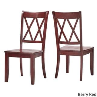 Pleasing Buy Red Wood Kitchen Dining Room Chairs Online At Evergreenethics Interior Chair Design Evergreenethicsorg
