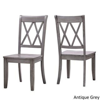 Buy Grey Kitchen Dining Room Chairs Online At Overstock Our Best