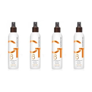 California Tan 8-ounce Dry Oil Spray SPF 6