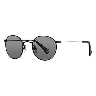 True Religion Unisex Ray Black Sunglasses