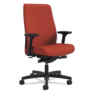 HON Endorse Upholstered Poppy Mid-Back Work Chair