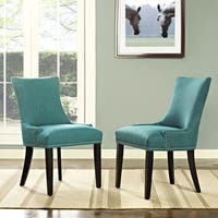 Copper Grove Colorado Fabric Upholstered Dining Chair (Single Chair)