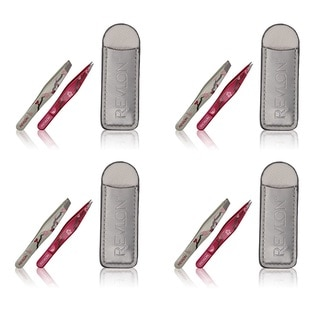 Revlon Mini Set to Go Tweezer (Colors May Vary )