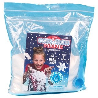 Be Amazing Insta-Snow 1-pound Bag