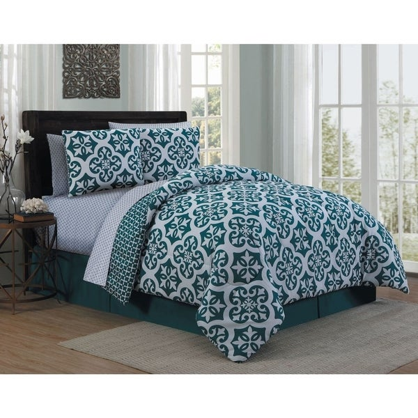 Avondale Manor Cadence 8-piece Bed in a Bag Set