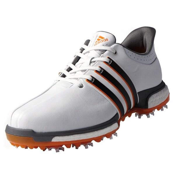 Adidas Tour360 Boost Golf Shoes  FTWR White/Core Black