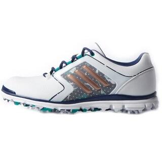 Adidas Adistar Tour Golf Shoes Ladies FTWR White/Copper
